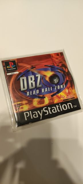 Dead Ball Zone PlayStation One PSX