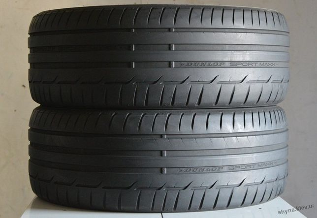 235/40 ZR19 -96Y- Dunlop Sport Maxx RT, Летние шины б/у СКЛАД