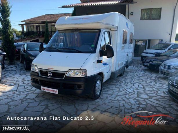 Fiat Ducato Autocaravana 2.3 JTD Elliot 25 TV / WC Completo / Toldo Exterior