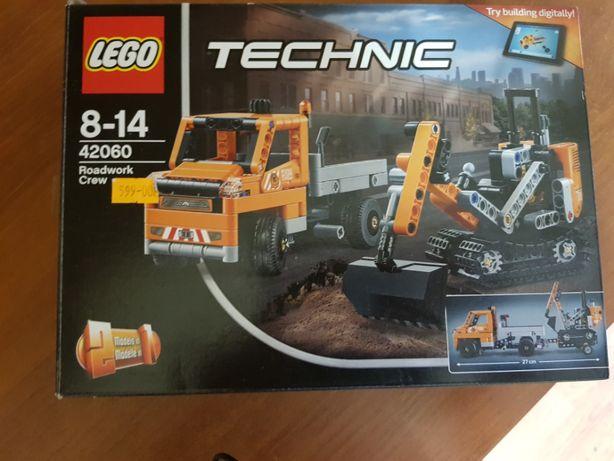 LEGO Technic Дорожная техника