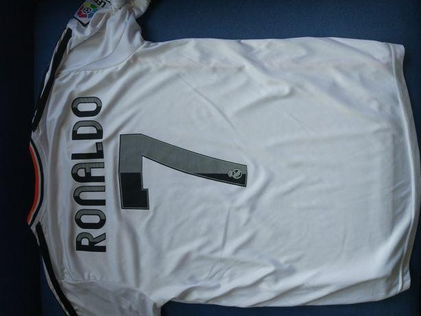 Koszulka Oryginalna Real Madrid CR7