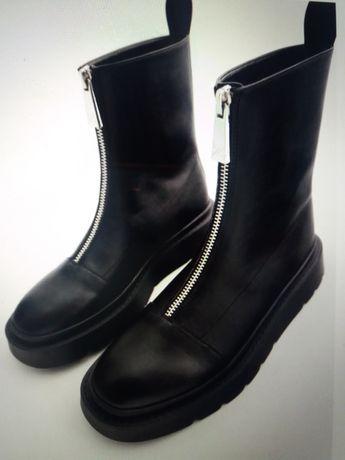 Новые ботинки  Zara.Размер 36(24 см).