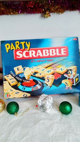 Party scrabble Mettel настольная игра