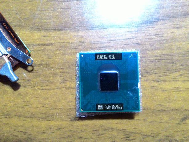 CPU Intel® Core ™ 2 Duo T5550