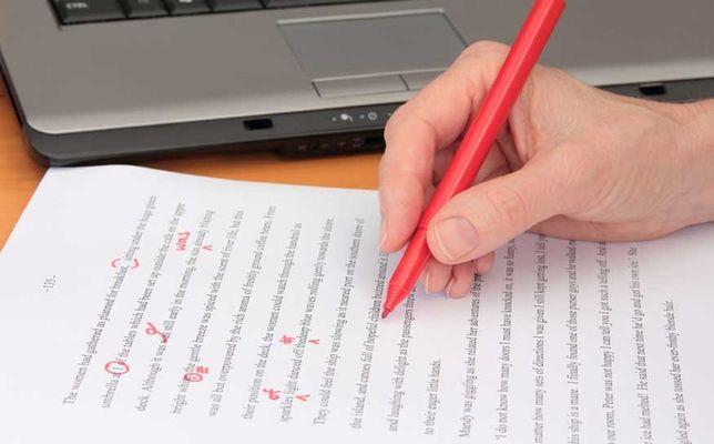 Редактирование, корректура, вычитка текстов. Редактор на дому