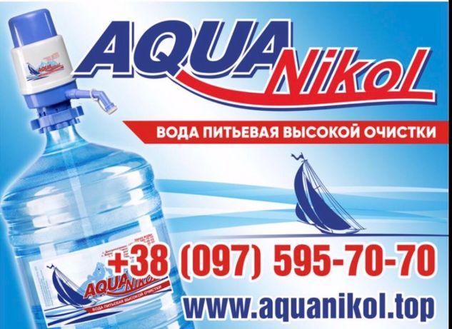 Доставка воды AQUANIKOL
