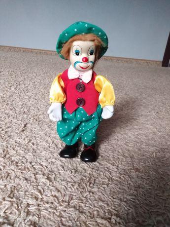 Klaun figurka dekoracja