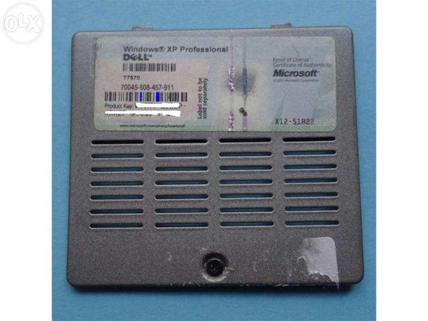 Dell™ latitude e4300 a partir de tampa inferior da ram