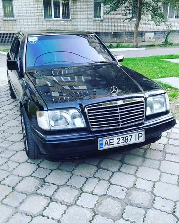 Mercedes-Benz W124 M111 2.2 АКПП