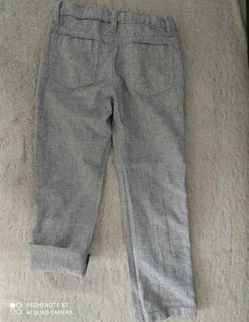 Spodnie chłopiece 110