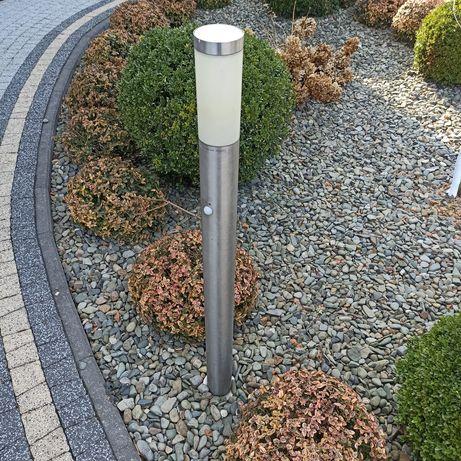 Lampa słupek ogrodowy oświetleniowy z czujnikiem ruchu 100 cm 230V