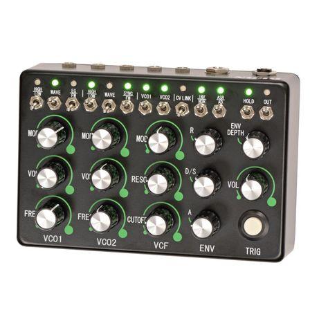Reon DriftBox R Roland Aira CV modular syntezator bardzo rzadki analog