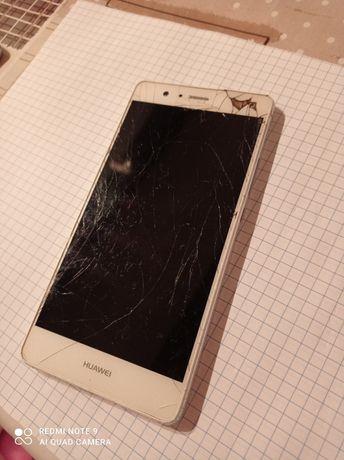 Huawei p8 lite uszkodzony
