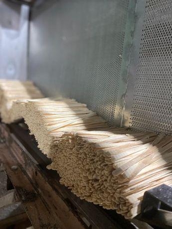 Цех по производству палочки мешалки.