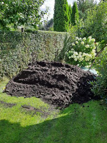 Czarnoziem ziemia ogrodowa piasek żwir transport wywóz gruzu złomu