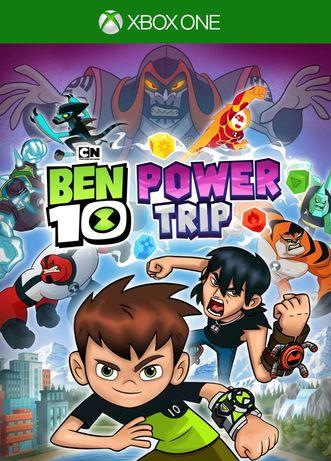 Xbox one ben 10 power trip