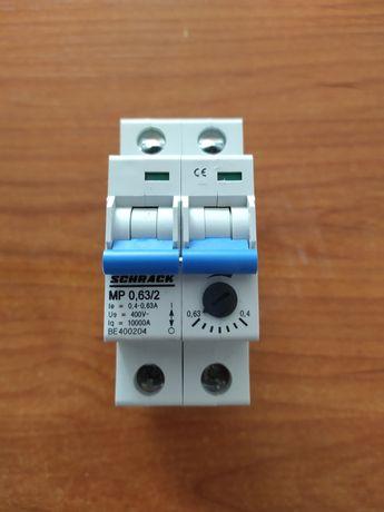 Wyłącznik silnikowy SCHRACK MP 0,63/2