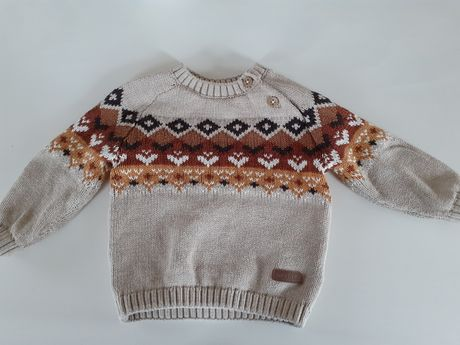 Sweter Newbie 62