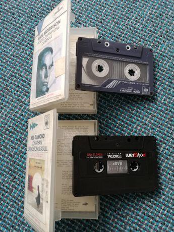 Kolekcjonerskie kasety Van Morrison Neil Diamond PolyGram CBŚ Kings