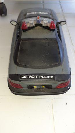 Carro de coleção * Detroit Police *