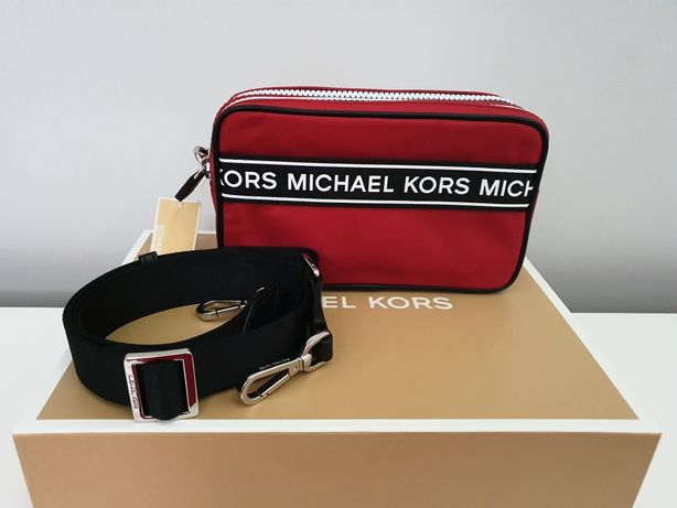 NOWA Torebka Michael Kors Kenly (red)