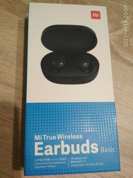 Sluchawki bezprzewodowe bluetooth Redmi AirDots