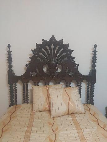 Mobília de quarto século XVII