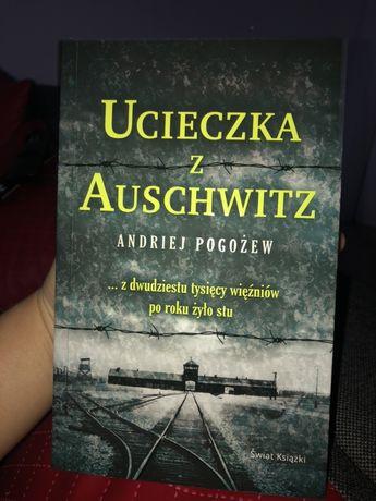 Ucieczka z Auschwitz Andriej Pogożew