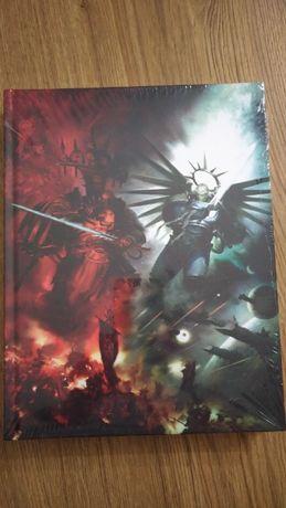 Indomitus podręcznik core book, Warhammer 40k
