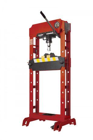 Prensa Hidraulico-Pneumática 20T com Punções REF. 805001