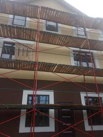 560 грн с материалами! Утепление фасадов домов гарантия+договор