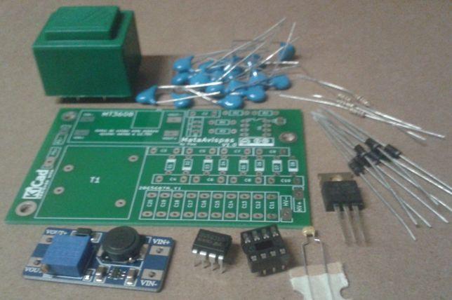 Kit board PCB Mata Vespas Asiática Velutina c/ Portes
