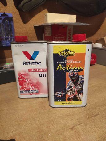Olej do filtrów motocross
