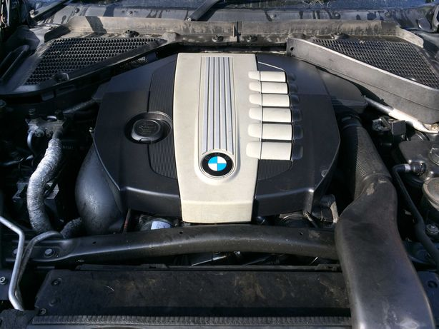 Разборка BMW X5 X6 E53 E70 E71 E60 Двигатель турбина форсунки АКПП