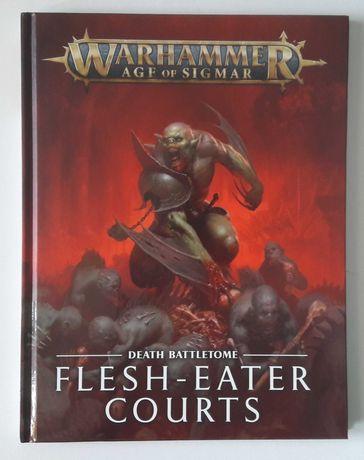 Flesh-Eater Courts Battletome Warhammer Age of Sigmar