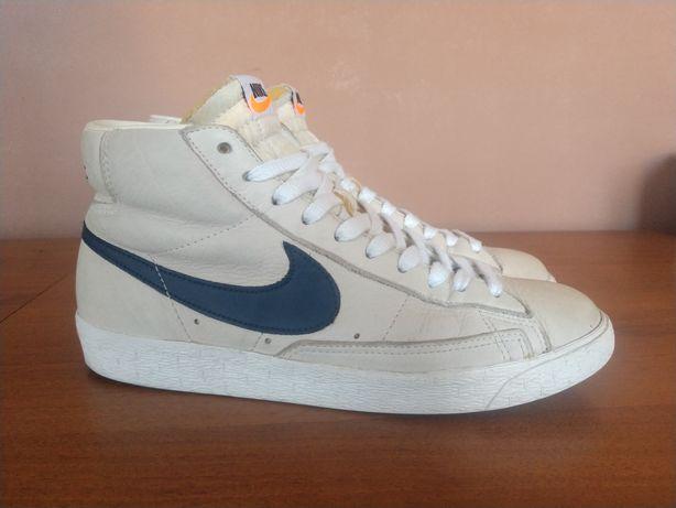 Кеды кроссовки Nike Blazer Mid Premium 42р Оригинал