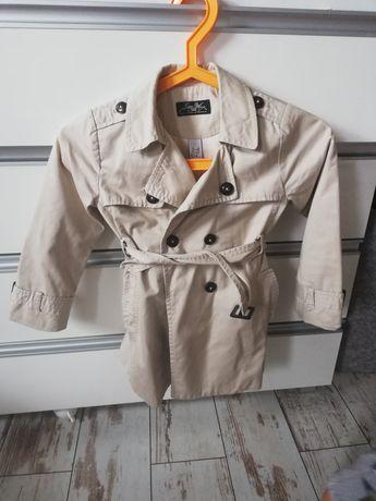 Płaszcz trencz Zara