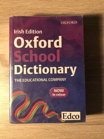 Slownik angielski Oxford School Dictionary