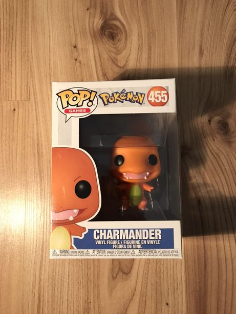 Figurka Funko Pop - Pokemon: Charmander nr 455