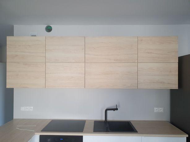 Ikea Metod szafki wiszące Biały/Askersund jasny jesion NOWE