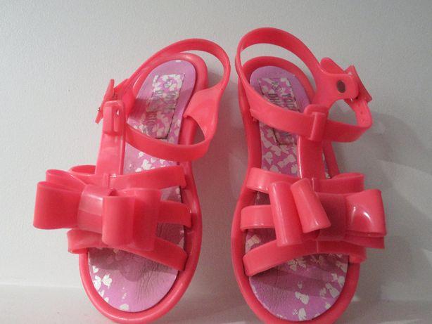 sandałki pantofelki dla dziewczynk roz. 31