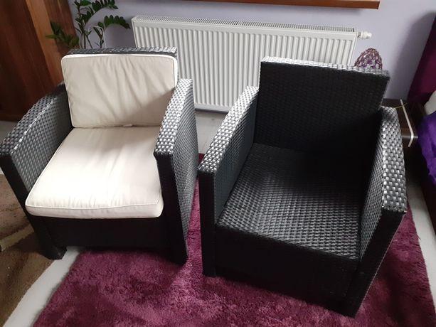 Fotele ogrodowe technoratan
