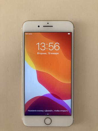 Телефон iPhone 7+Gold 32Gb