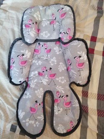 Wkładka dla noworodka do fotelika