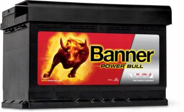 Akumulator Banner Power Bull 74Ah 680A