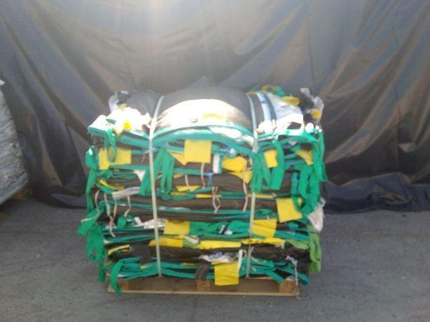 Worek Big Bag 90x90x100 cm idealne na ziemię gruz/Wysyłka kurierem