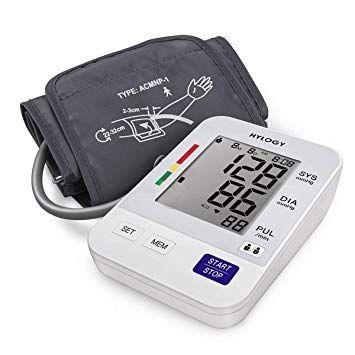 Monitor Ciśnienia Krwi Naramienny - HYLOGY - NOWY