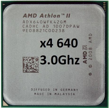 Athlon x4 640 am3 *1900 руб лучшие цены