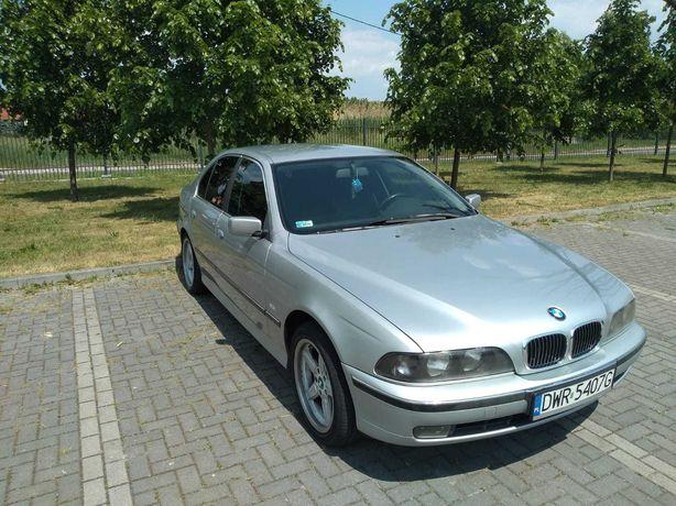 BMW e39 520i LPG BRC!!! sekwencja