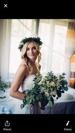 Suknia Ślubna Z Salonu MADONNY